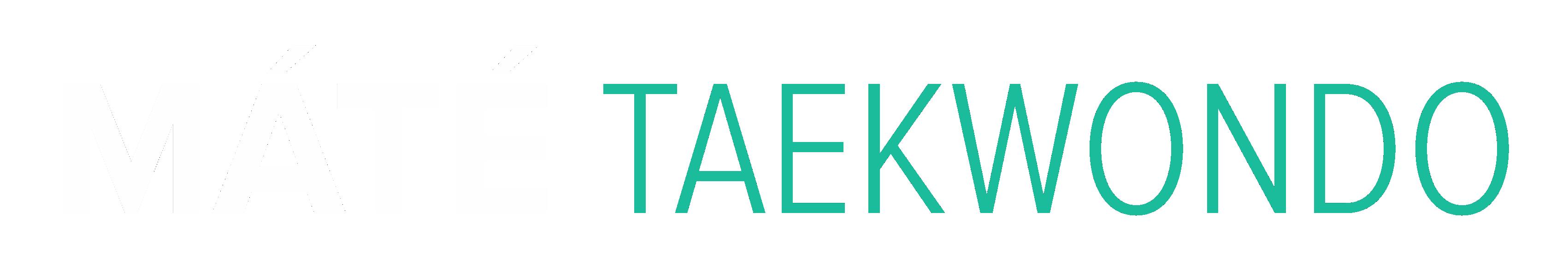 Mate taekwondo logo